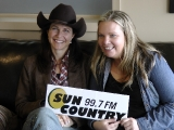 Jacquie and Jody Seeley of Sun Country Radio