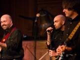 Richard, Johnny, Morgan having fun