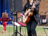 Jacquie Drew: Outdoor pop-up gig