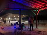 Jacquie Drew: Christmas outdoor pop-up performance - Hamilton ON