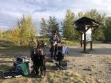 Jacquie Drew: Pop-up show at Fish Creek Park