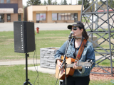Jacquie Drew:  Pop-up show in Turner Valley