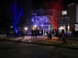 Jacquie Drew: Outdoor gig - Christmas carolling