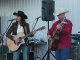 Jacquie Drew and Allen Christie