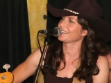Jacquie at Ironwood Stage